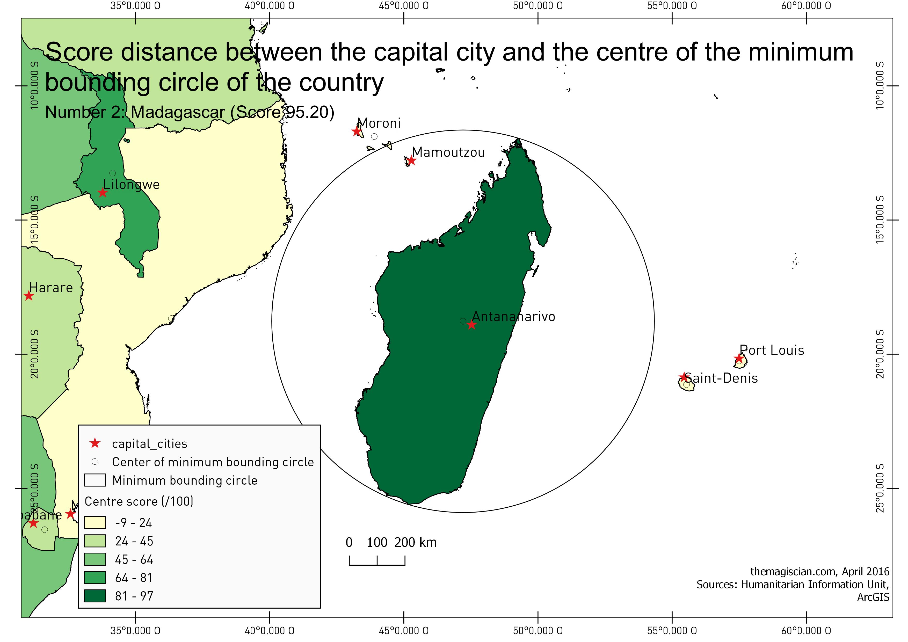 n°2: Madagascar